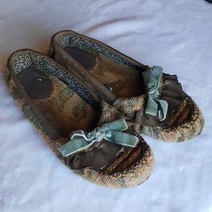 Kenzie Dulcy Boho Hippie Loafers